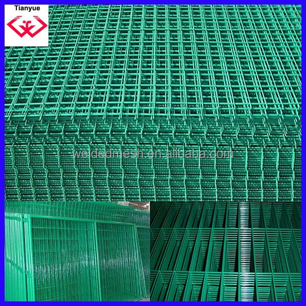 Anping Tianyue Honest Pvc Coated Diamond Welded Wire Mesh ...