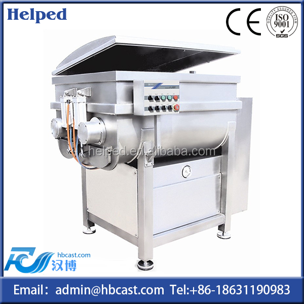 meat mixing machine meat paddle mixer