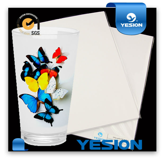 Waterslide Decal Paper Water Transfer Printing Paper with A3 &A4 size made in China