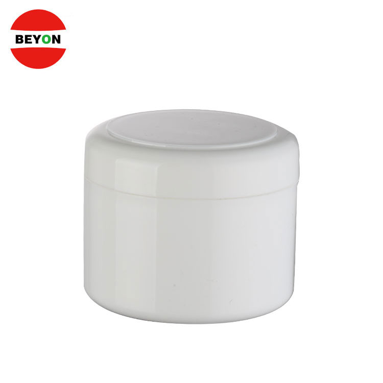 Personal Care Plastic Empty Cosmetic Luxury Face Cream Containers Jar