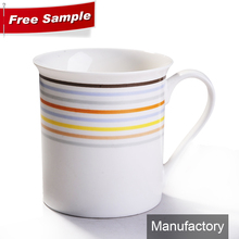 10 minutes quote various plain white ceramic mug and cup