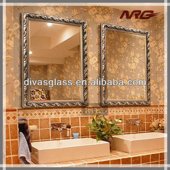 stick on frames for bathroom mirrors stick on mirror frame buy stick on mirror frame mirror 25777