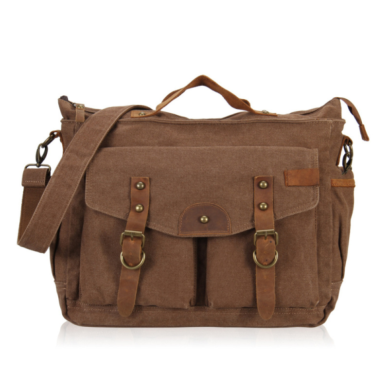 Get Quotations · VEEVAN 2015 Free shipping zipper casual shoulder crossbody bags  men army vintage Canvas messenger bags outdoor dd226ad8c54
