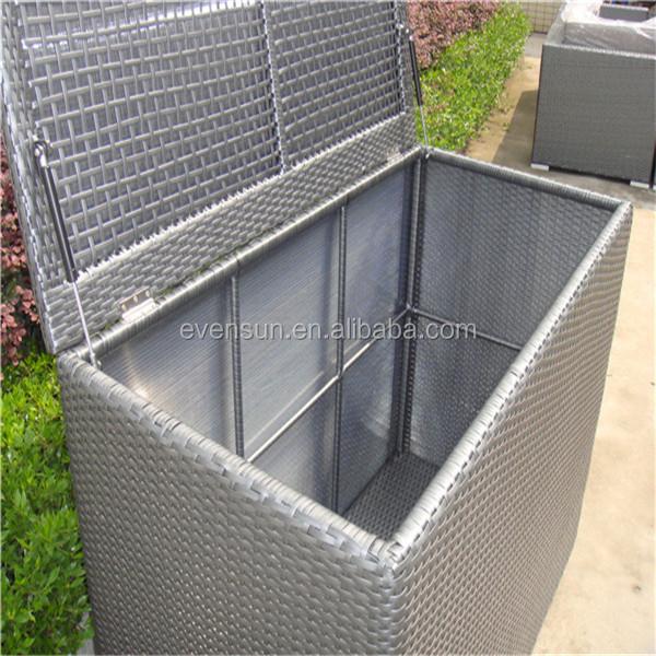 2015 Large Size Outdoor Rattan Storage Box   Buy Large Rattan Storage,Kitchen  Wicker Storage Box,Rattan Furniture Storage Box Product On Alibaba.com