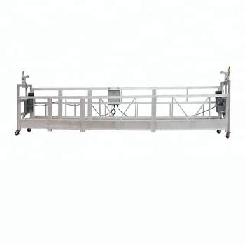 Commit swinging scaffold equipment commit error