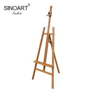 Wholesale School Artist Painting Lyer Easel French Easel Made In China