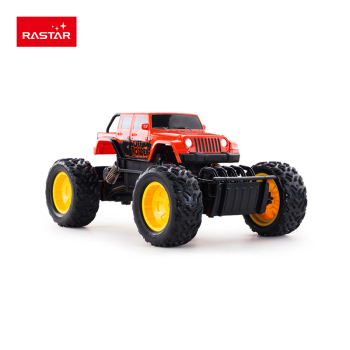 Rastar Model Cars 1 18 Rc Electric Rock Crawler