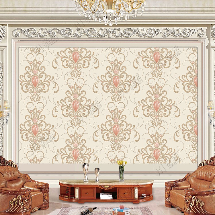 China supplier MYHOME cheap wholesale wallpaper wet glue