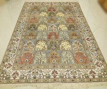 hand knotted ziegler rug low prices