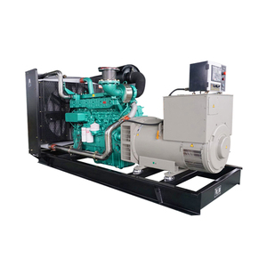 600kw automatic industrial generator set 750kva diesel generators price