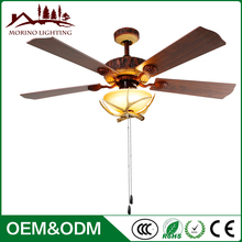 hot summer items 5 fan blades remote control ceiling fan with lamp