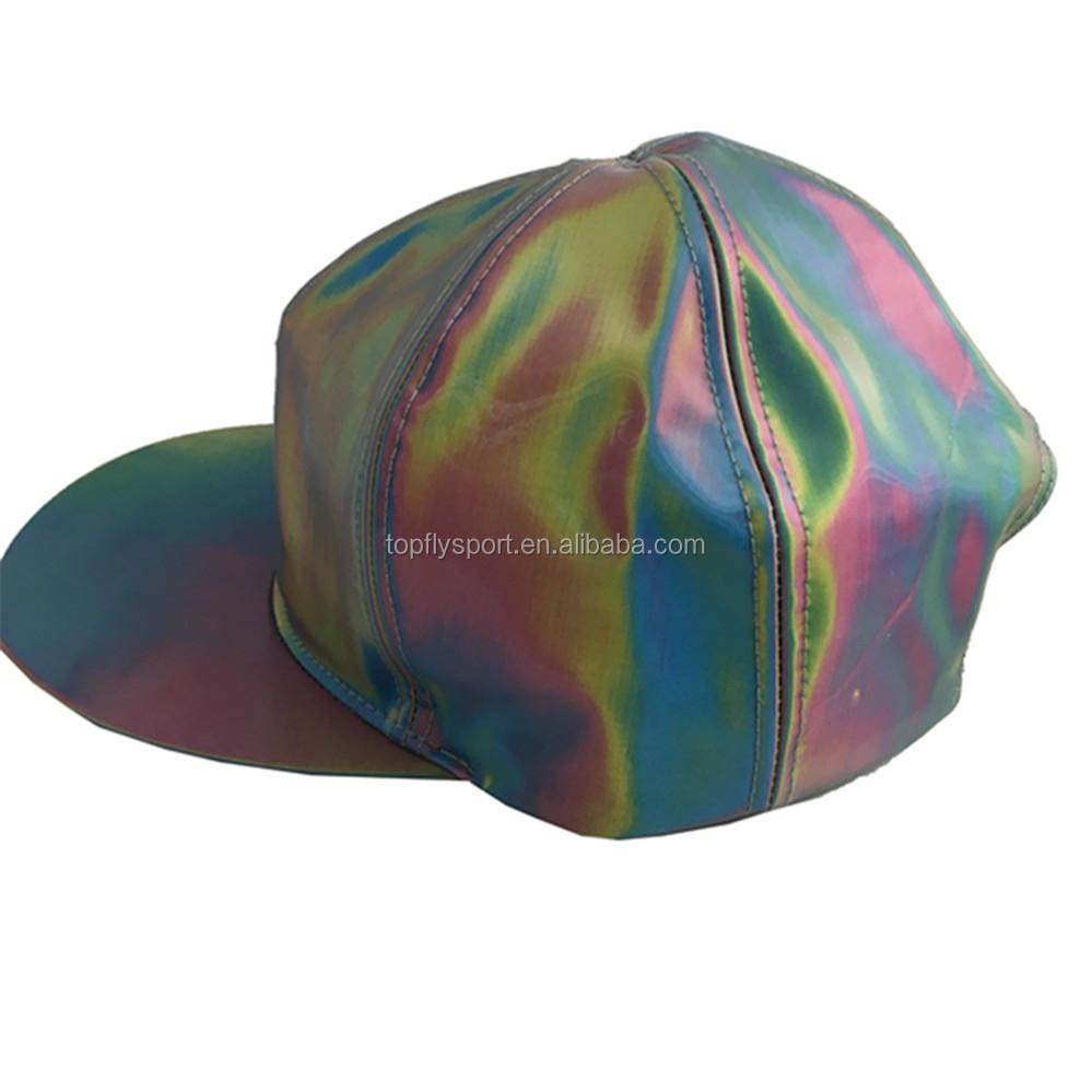 Custom Laser Pvc Fitted Snapback Hats 4c2937c6cd8