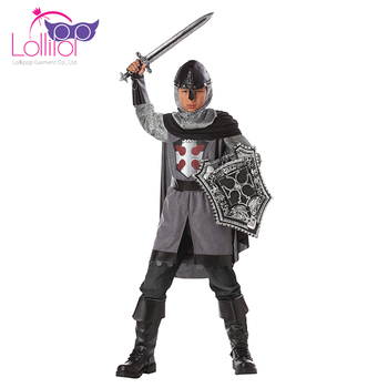 China factory custom dragon slayer kids disguise costumes for halloween