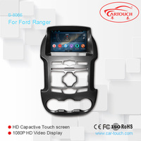 Android 4.4.4 for ford ranger 2011- 2015 8inch car dvd gps navigation with rear view camera