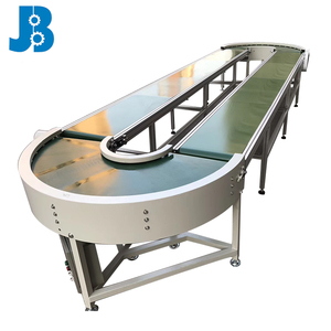 OEM custom 90 degree conveyor/aluminum conveyor system/conveyor belt for sushi system
