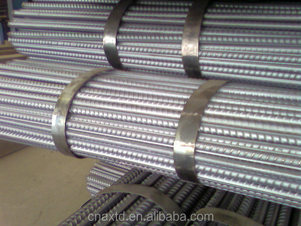 Depreciate sales promotion steel rebar, deformed steel bar, iron rods for construction/concrete/building 6mm