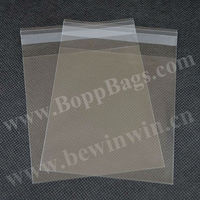 8x12cm 1550 pieces /pack Opp Package Bags with self adhesive tape seal for wholesale and retail & Free Shipping