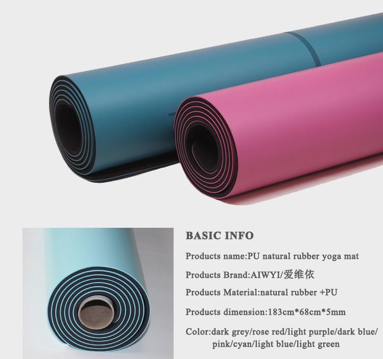 yoga mats natural studio pattaya samurai shop online mat rubber light