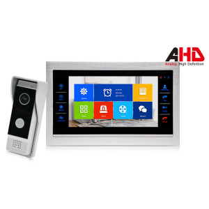 7inch best quality AHD intercom doorbell work with commax intercom door phone