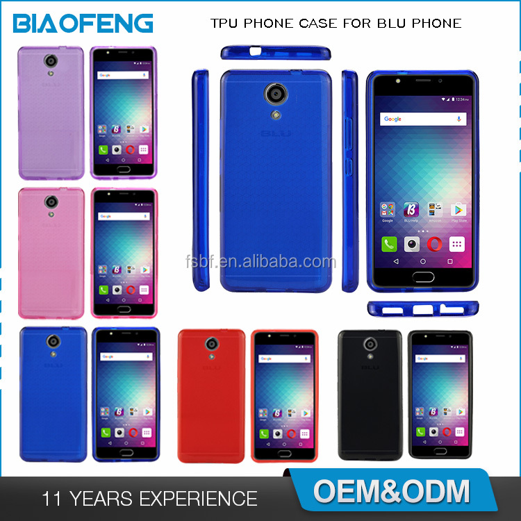 New Design Air Cushion Phone Accessories Mobile Phone Case Factory For BLU Studio G Max/ S570Q