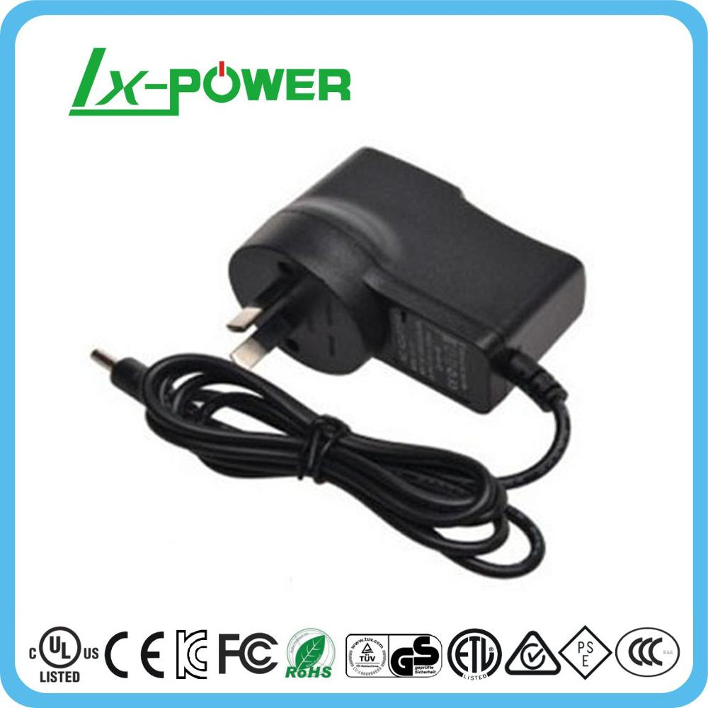 AC/DC 8.4V 1A Adaptor Lithium Battery Charger 2 string 7.2V / 7.4V / 8.4V1A lithium polymer battery