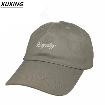 a25086b7cfb Custom Embroidered 6 Panel Unstructured Dad Hats - Buy Unstructured ...