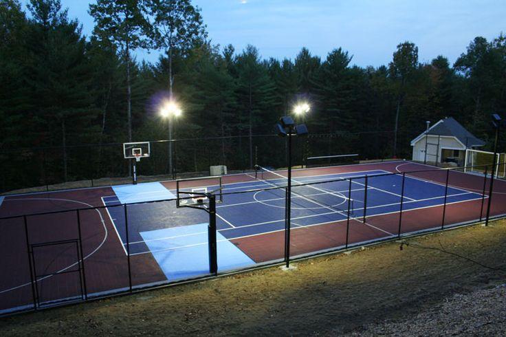 Zhongpu Led Flood Light 100w Outdoor Led Badminton Court Light ...