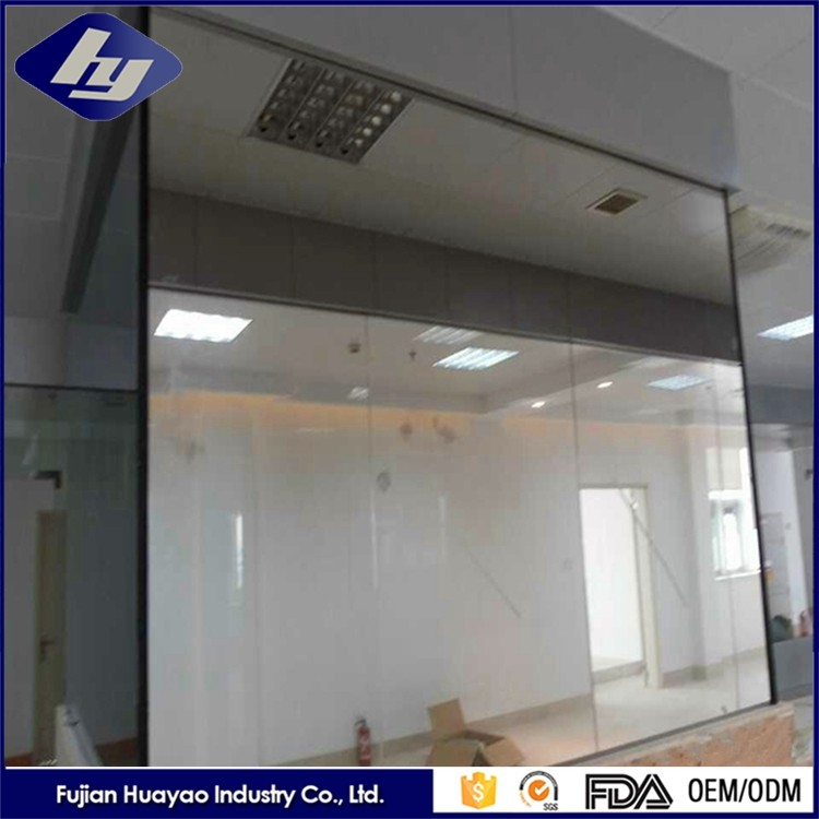New Design Smart Glass Price China Customized Tempered One Way Mirror