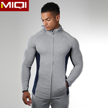 Wholesale Mens Gym Clothing Custom Fitness Wear Nylon Jacket Men sports jacket, View personalized sports jackets, Custom Brand Product Details from