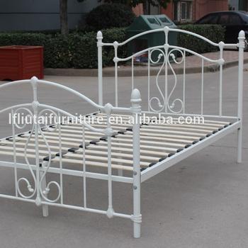 lit simple en metal avec base en maille nouveau modele dernier lit double en metal design