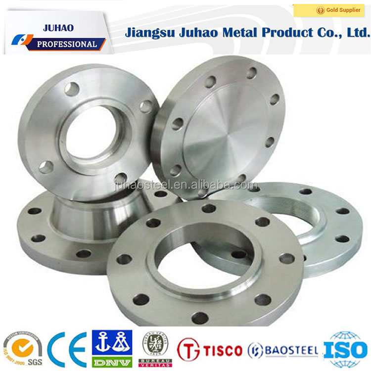 A182 F304 stainless steel flange nut sleeve anchor ,BG astm a182 f304 welded collar flange