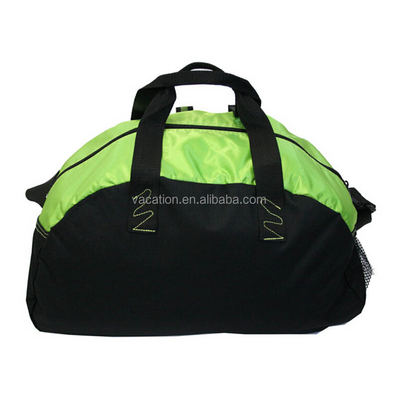 Alibaba sport design fashion travel bag Guangzhou