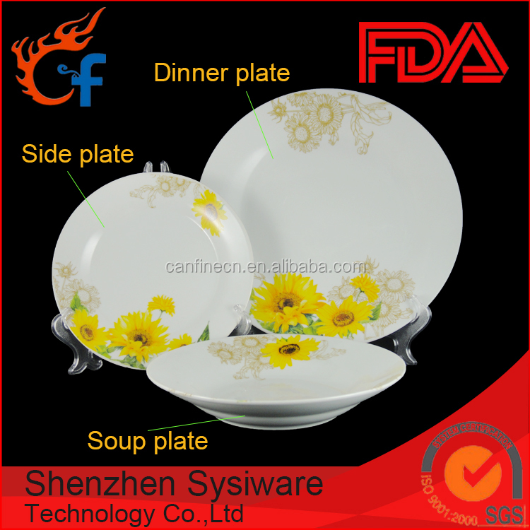 China Sunflower Dinnerware Sets China Sunflower Dinnerware Sets Manufacturers and Suppliers on Alibaba.com  sc 1 st  Alibaba & China Sunflower Dinnerware Sets China Sunflower Dinnerware Sets ...