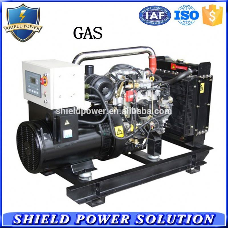 Used biomass power plant biogas engine generator