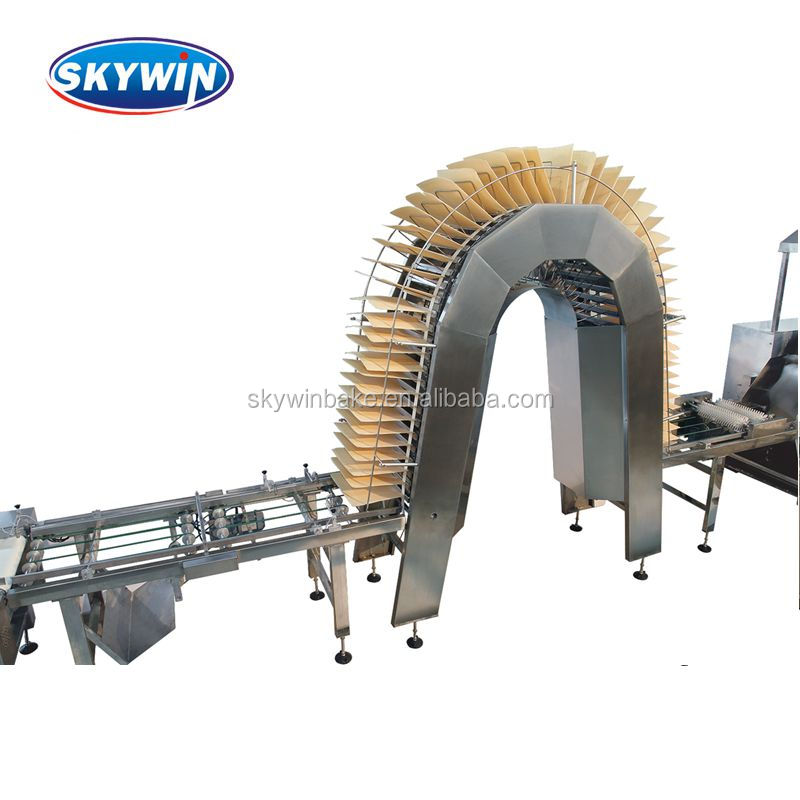 Skywin Modell 39 Platten Günstiger Preis Chocolate Wafer Biscuit Making Machine