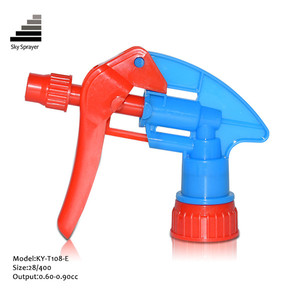 Fashion low price variety of styles water sprayer pump head