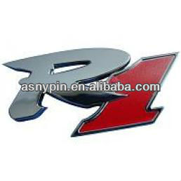 R1 Car Name Metal Letters For Luxury Car Emblem Buy Metal Letters