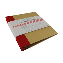 Sedex Factory Audit Custom Design Gecoat Papier Hard Cover Binding Printing Waterdichte 3.5x5 Baby Fotoalbum