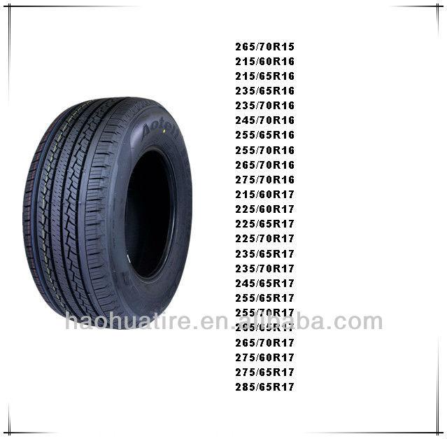 275/60r17 Eu Technology Suv Car Tires