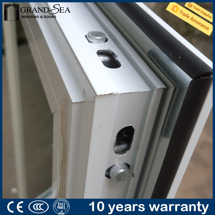Office interior Chinese top brand hardware commercial aluminum window manufacturers for home