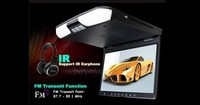 15 Inch 1366*RGB*768 Car Roof Mounted Dvd