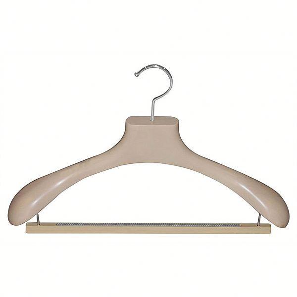 Big Flat Hook Wooden Clothes Hanger Parts