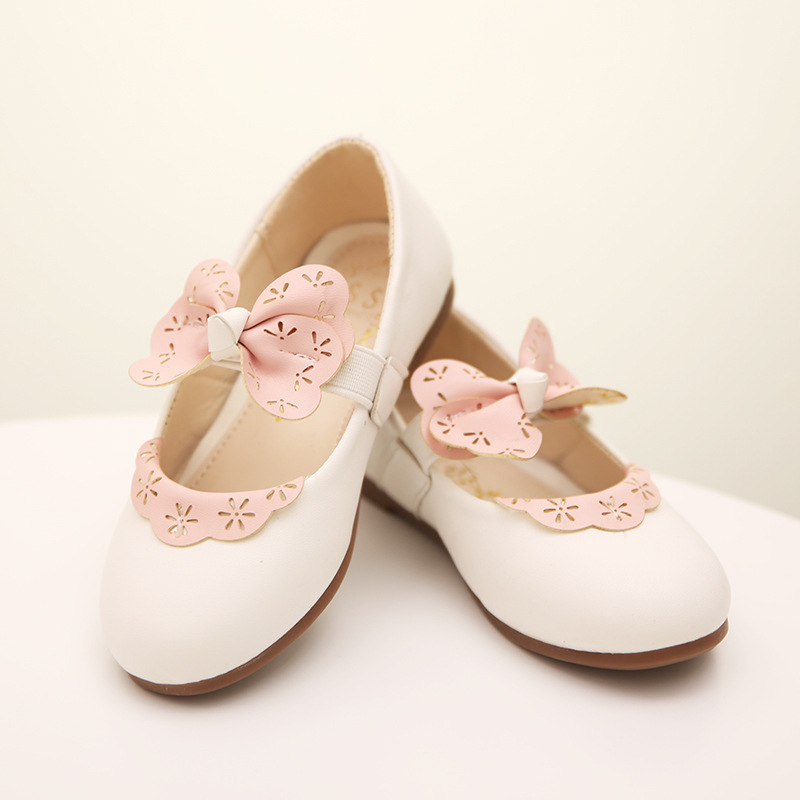 72ee200d501d Pretty New 2015 Baby Girls Shoes Princess Flat Casual White Flower Girl  Shoes Wedding Children Girl