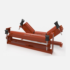 Belt Conveyor Standard Self-Aligner returns/ Self-aligning Roller Idler Manufacturer