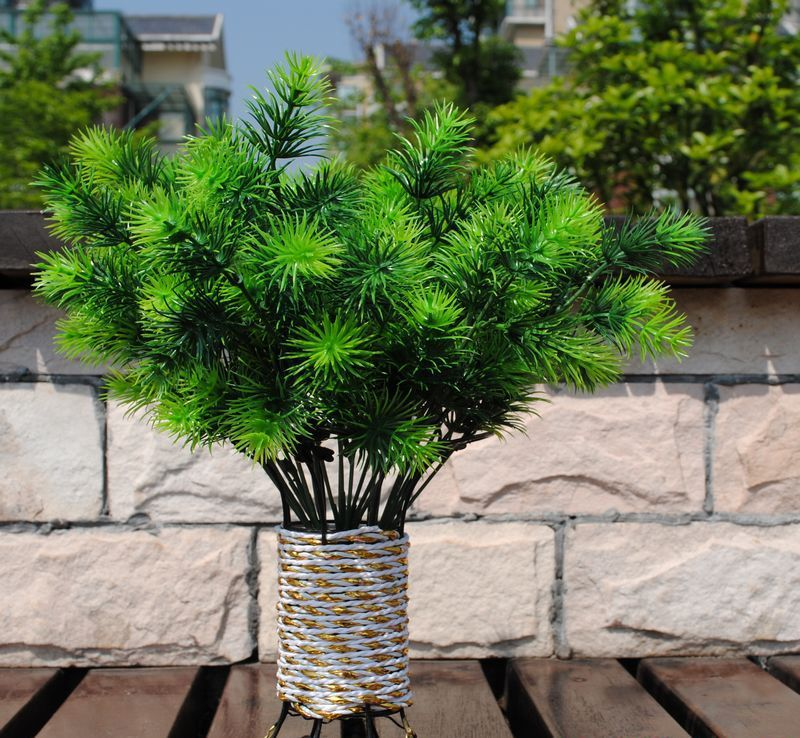 Free Shipping Wholesale Fashion Artificial Pine Tree Home