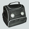 Promotion gift 30L plastic portable insulate ice cooler box with built-in speakers