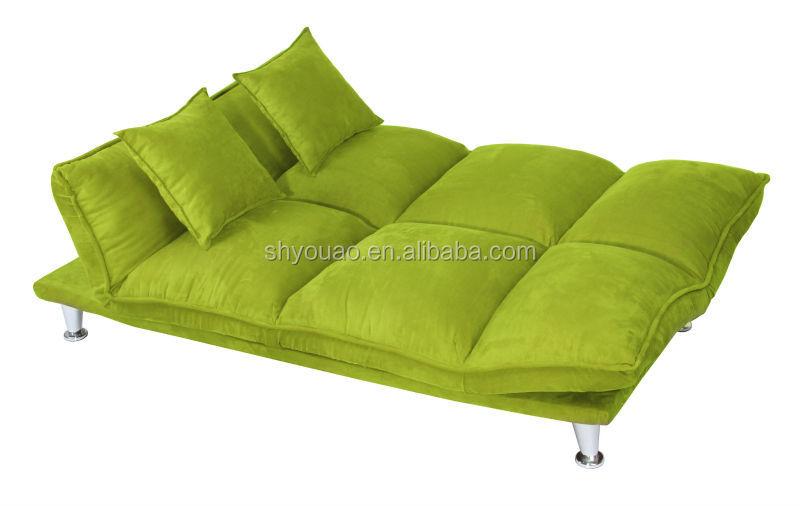 Fashion Suede Sofa Cum Bed / Folding Sofa B153b   Buy Sofa,Fold Down Sofa  Bed,Folding Sofa Bed / Sofa Cum Bed Product On Alibaba.com