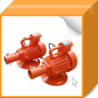 Flexible High Frequency Electric Internal Concrete Vibrator Drive Motor for sale