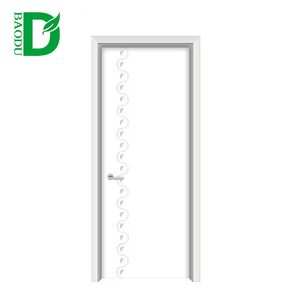 Modern House Doors And Windows Pvc Folding Door Wpc Interior Door