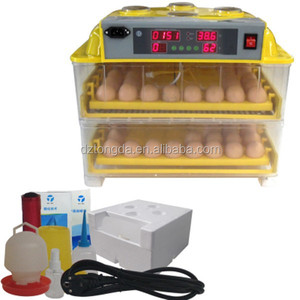 2015 best price small electric chicken egg incubator with plastic egg tray